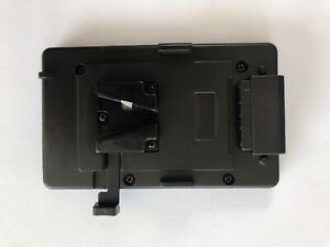 Rolux RL-S Akkuplatte Sony V-Mount V-Lock mit Metall Pin