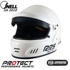 RRS Integral-Helm m. HANS-Clips + FIA-Norm SA2010 / Gr. XS ( 53-54 )