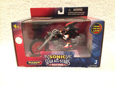 Sonic the Hedgehog Jazwares Shadow the Hedgehog with Motorcycle Racing Figures