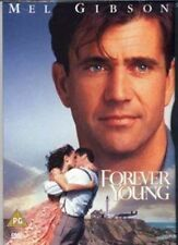 Mel Gibson Jamie Lee Curtis Forever Young 1992 Romantic Drama UK DVD