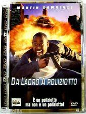 Dvd Da Ladro a Poliziotto - Ed. super Jewel box Usato
