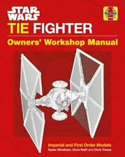 Star Wars TIE Fighter Owners' Workshop Manual Imperial and Firs... 9781785212239
