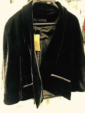 Zara Velvet Coats & Jackets for Women