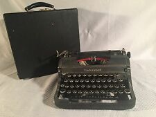 Vintage 1938 Underwood Universal Typewriter
