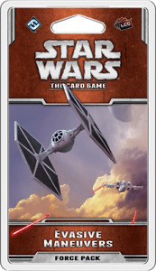 Star Wars The Card Game EVASIVE MANEUVERS Force Pack / Expansion FFG LCG