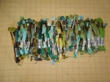 100 Skeins Embroidery Floss Thread Cross Stitch Crafts   DMC       Lot #13