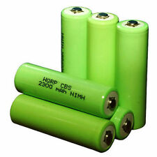 HQRP 6 AA Rechargeable Batteries for Tivoli Audio SongBook FM AM Radio