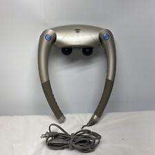 Homedics Model PA-X Wrap-Around Full Body Percussion Massager READ