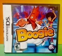 Boogie  - Nintendo DS DS Lite 3DS 2DS Game + Tested - Complete !