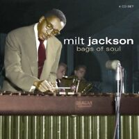 Bags of Soul by Milt Jackson (4 CD Set) Shrink Wrapped Sealed