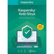 KASPERSKY ANTIVIRUS 2020 1ANNO -1PC KEY NUOVA ATTIVAZIONE/RINNOVO-SOLO KEY ORIG.
