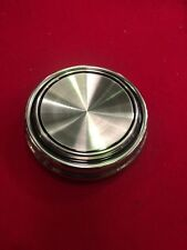 FORD FALCON XW XY XR XT XA XB GT 5 AND 12 SLOT WHEEL CENTRE CAP NEW REPRO 1 ONLY