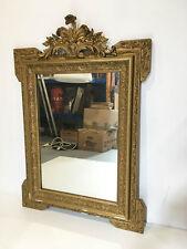Ancien miroir cadre doré  Style Louis XV