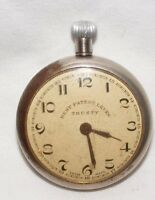 ANTIQUE BEST PATENT LEVER TRUSTY POCKET WATCH FOR SPARES REPAIRS SWISS MADE