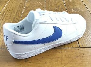 Nike Blazer Low Boys Shoes Trainers Uk Size 1 - 2  kids    CZ7579 100