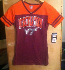 VIRGINIA TECH HOKIES BRAND NEW WITH TAGS BOYS GIRLS S/CH 3/5 SHIRT AWESOME GIFT