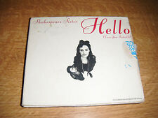 Shakespears Sister - Hello (Turn Your Radio On) digipak CD single