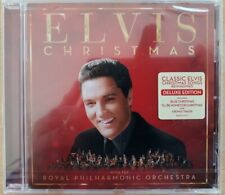 ELVIS CHRISTMAS WITH THE ROYAL PHILHARMONIC ORCHESTRA (CD, 2017) *DELUXE EDITION
