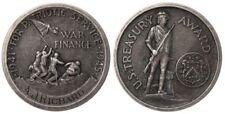 Silver USA Exonumia Medals
