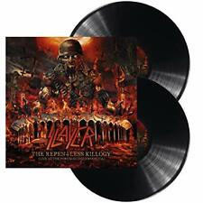 SLAYER The Repentless Killogy Live At The Forum, Inglewood CA (NEW 2 VINYL LP)