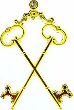Treasurer Masonic Collar Jewel GOLD