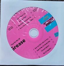 GREASE KARAOKE CDGM CD+G MULTIPLEX BROADWAY 8+8 - SDK9034 MUSIC SHOWTUNES NEW