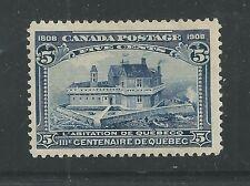 CANADA # 99 MHG QUEBEC TERCENTENARY CHAMPLAIN'S HOME (6719)