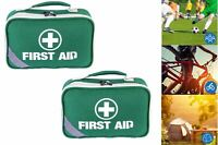 2x 258pcs First Aid Kit Medical Family Home Workplace Safety Hiking Travel TGA