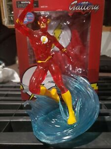 The Flash Speed Force Edition Statue 2019 Comic Con Previews Exclusive