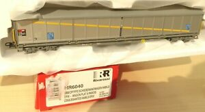 Jouef HR 6040 Wagon avec Parroi Coulissant Marchandises Le SBB Cff Epoque 4/6