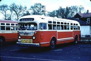 A lot of 6 Portsmouth Transit duplicate bus slides