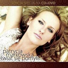 Patrycja Markowska - Swiat sie pomylil (CD + DVD)  2008 NEW