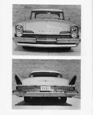 1957 Lincoln Premiere Press Photo 0017