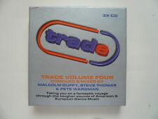 Trade : Volume four 4 (Malcolm Duffy, Steve Thomas, Pete Wardman) -- 3 CDs - EMI