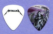 Metallica Grim Reaper Promo White Guitar Pick