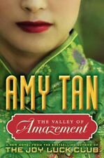 The Valley of Amazement by Amy Tan (2013, Hardcover) FREE SHIPPING!