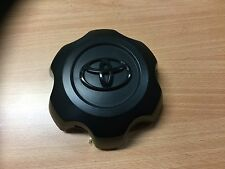 GENUINE TOYOTA HILUX SR 4x4 2016 Centre cap for STEEL WHEELS- Brand New x 1