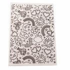 Plastic Embossing Folders Stencils DIY Scrapbooking Paper Card Craft Hand Making