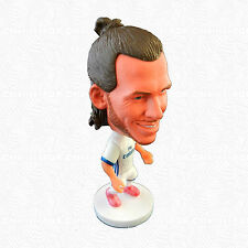 Gareth Bale Figurine Toys Collection Real Madrid Shirt On Player