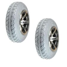 2.80/2.50-4 Foam Filled Wheels for Golden, Merits and Rascal Power Wheelchairs