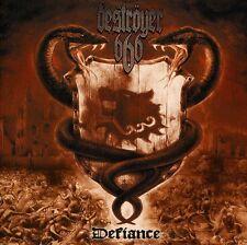 Defiance by Deströyer 666 (CD, Sep-2013, DID)
