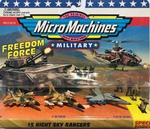 Micro Machines Military #5 NIGHT SKY RANGERS (year 1994/1995)