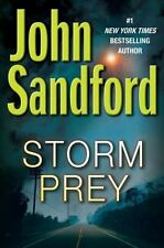 Storm Prey by John Sandford (2010, Hardcover)