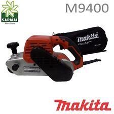 LEVIGATRICE A NASTRO MAKITA M9400 940W PROFESSIONALE CON SACCHETTO