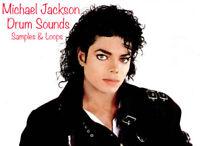 Michael Jackson DRUM SOUNDS MPC Drum Kit Pro Tools Logic Pro X HOUSE Ableton FL