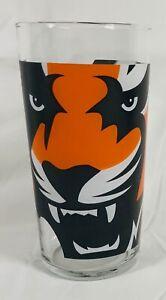 Cincinnati Bengals Vintage Bar Glass 6.5 Inches Tall 16 Ounces NFL Team Glass