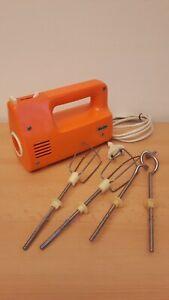 DDR Mixer RG 28 s Handrührgerät AKA Electric mit Funktion und Zubehör ohne OVP