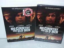 No Country For Old Men (DVD, Canadian, Widescreen Slipcover) NEW - Many Extras