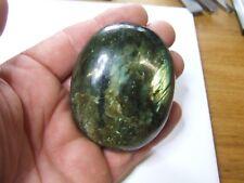 Huge natural earth-mined  Labradorite cabochon specimen...711.9 carat!