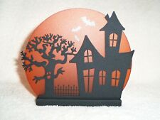 Partylite Spooky House Votive Holder - Halloween!